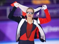 Erbanova wint eerste, gedevalueerde 500 meter bij wereldbekerfinale