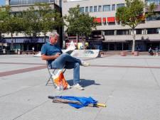 130 demonstraties in Eindhoven: 'Ze braken stad af en gingen weer naar huis'