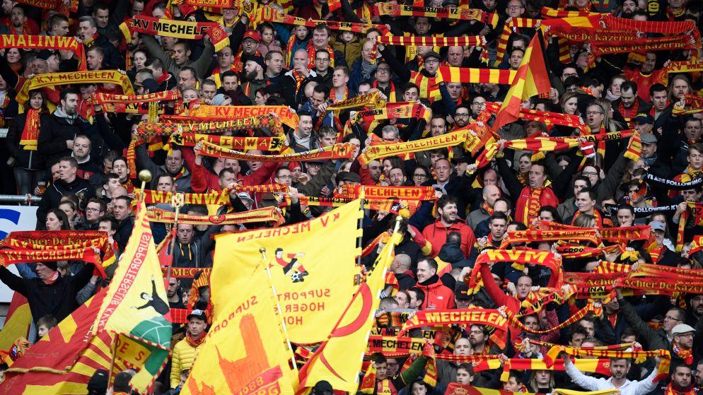 Football Talk. Succes voor KV Mechelen: voorzitter BAS wordt vervangen - Staf Genk compleet