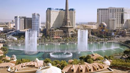 """Blackstone wil Bellagio en MGM Grand kopen"""