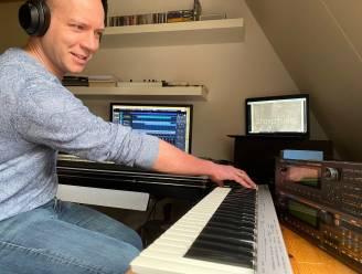 """Broer van Tielt-Wingse schepen brengt eerste nummer uit: """"Een instrumentaal want zingen is niet aan mij besteed"""""""