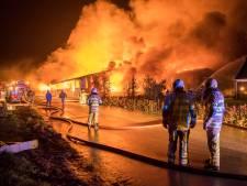 Dit jaar al meer dode dieren door stalbranden dan in heel 2018