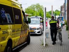 Fietser gewond na aanrijding met auto in Tilburg
