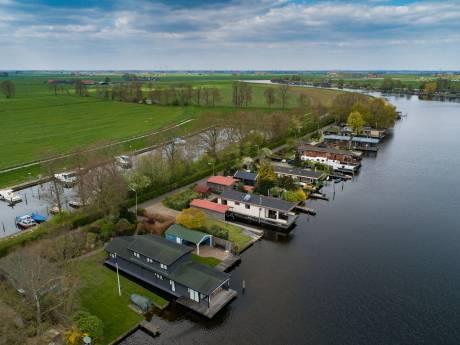 Nog twee jaar wachten op duidelijkheid voor bewoners van woonarken bij Kampen