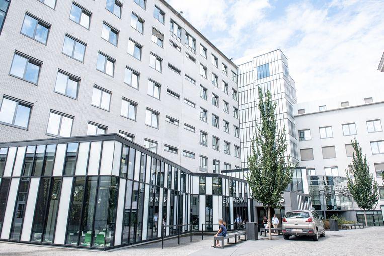 Het Algemeen Ziekenhuis Oudenaarde