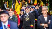 IN BEELD: Zevenkerken herdenkt bevrijding met 36 militaire emblemen