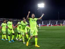 Ajax-opponent Getafe wint simpel bij Leganés