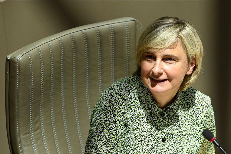 Vlaams minister van Economie Hilde Crevits