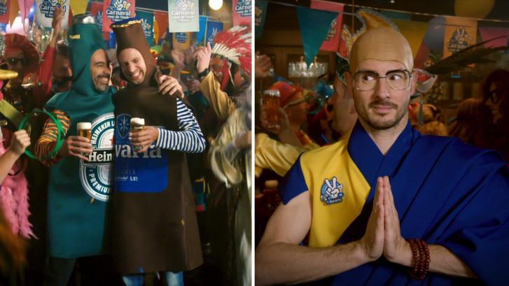 Bavaria pleit voor Nobelprijs voor de Vrede voor carnaval