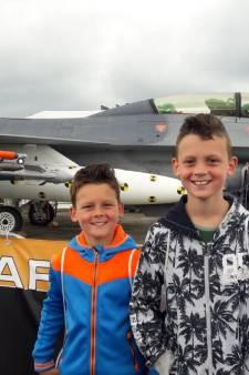 'F16's zeker nog tien jaar in dienst'