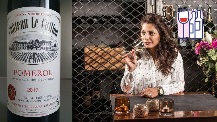 """Sepideh: """"Vooral bij de duurdere, prestigieuze wijnen – die uit de Bordeaux-regio voorop - is het oogstjaar enorm belangrijk"""""""