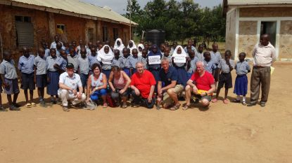 """Vzw Annick for Kenya bouwt internaat in Malungoni: """"Dit is ons grootste project tot nu toe"""""""