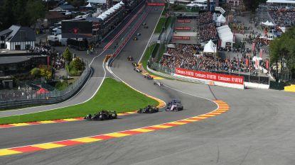 """Organisatie bevestigt: """"GP Formule 1 van België op 30 augustus achter gesloten deuren"""""""