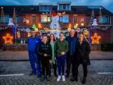 Deze familie is klaar voor kerst: 'Extra sfeer kunnen mensen in deze tijd wel gebruiken'