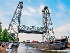 Hefbrug Waddinxveen moet drie weken dicht voor onderhoud, maar wanneer is nog niet bekend