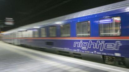 België heeft vanaf vandaag weer reguliere nachttrein