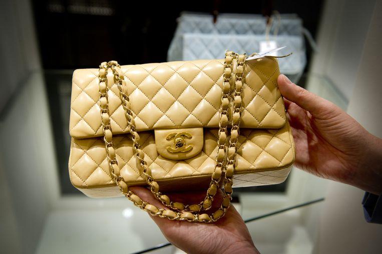 Een handtas van Chanel. Beeld ANP
