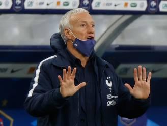 """Didier Deschamps kijkt uit naar nieuwe clash met Rode Duivels: """"We zullen tegenover heel, heel mooie ploeg staan"""""""