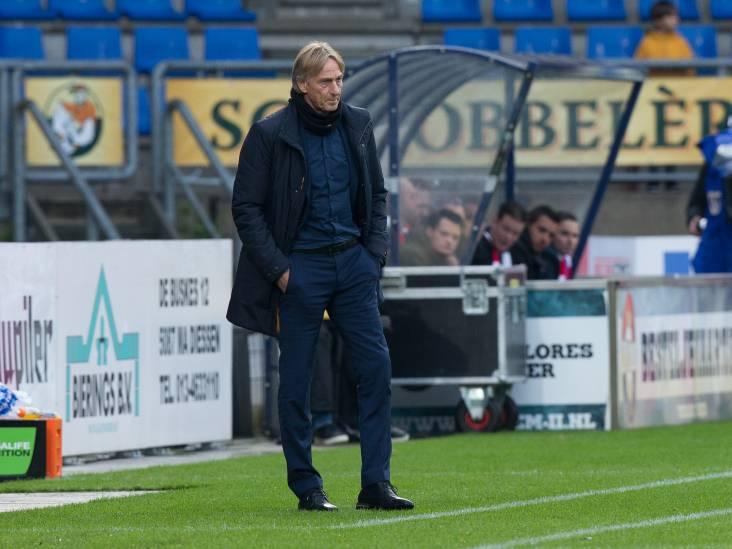 Willem II-trainer Adrie Koster wint zelden van FC Twente