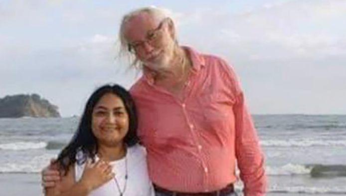 Hans Snelders en Sita Dhawtal
