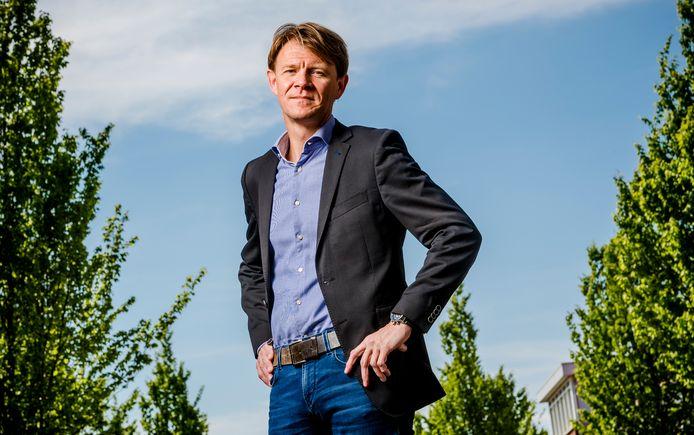Kim Putters, directeur van het Sociaal en Cultureel Planbureau.
