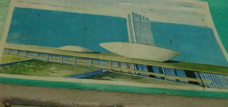 Opknapbeurt voor schilderingen in viaduct Cattepoelseweg Arnhem