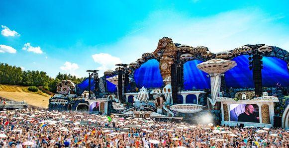 Tomorrowland 2018.