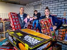 Geen vuurwerk tijdens de jaarwisseling, weg familietraditie: 'We gaan maar pokeren'