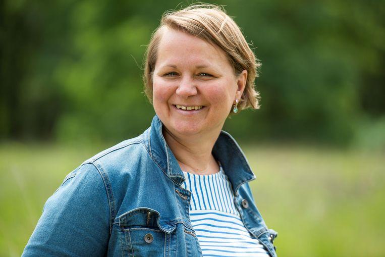 Veroniek Hoogendoorn (40) heeft uitzaaiingen van melanoom. Haar immuuntherapie werd afgelopen week afgezegd.  Beeld