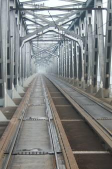 Tot en met 11 augustus geen treinen over de Moerdijkbrug: extra reistijd