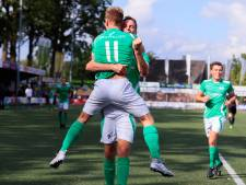 Derby's in Oldenzaal en Saasveld, toppers in Wierden en Denekamp