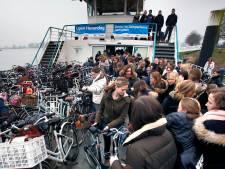 Riveer is enthousiast: 4,2 miljoen voor twee elektrische veerponten op de Waal en de Merwede