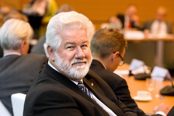 CNV-voorzitter Arend van Wijngaarden