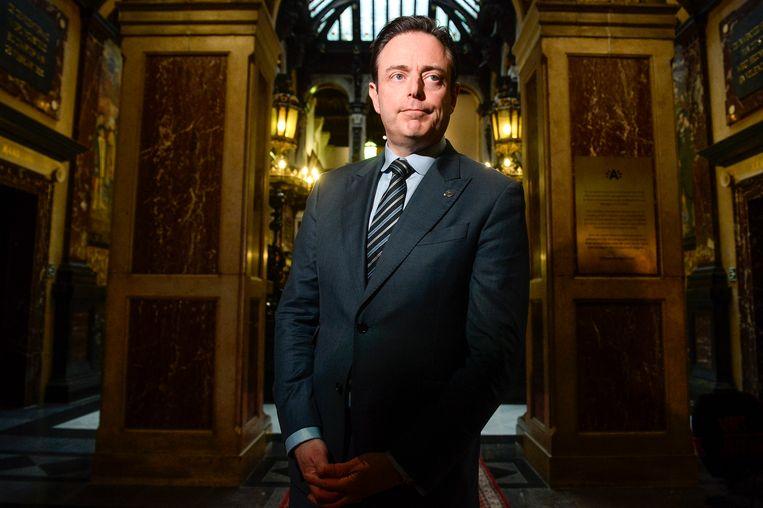 Burgemeester en N-VA-lijsttrekker Bart De Wever.