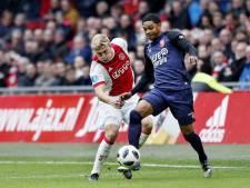 FC Twente met vijf verdedigers tegen Sparta