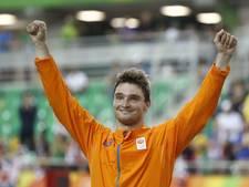 Büchli pakt goud op keirin bij wereldbeker in Manchester