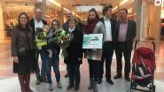 Shopping Center verrast 200 miljoenste bezoeker