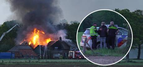 Verdachte (52) uitgebrande wietplantage Harfsen blijkt bekende ondernemer Henry de W.