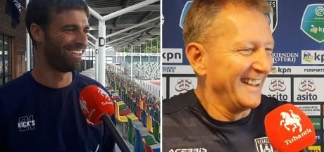 Test: praten trainers FC Twente en Heracles ook Nederlands?