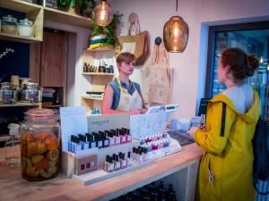 Chez Cozy Bee à Liège, la cosmétique est éthique et écologique