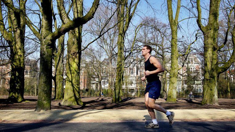 'Iedereen moet kunnen sporten, ongeacht zijn portemonnee of uitgangspositie' Beeld anp