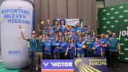 Edegem en Kontich zijn weekend lang centrum van Europese badmintonsport