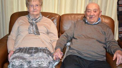Briljanten feest voor Maria en Georges