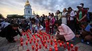 Krim-Tataren blazen herdenking af wegens onlusten