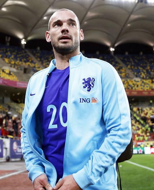 Wesley Sneijdern.
