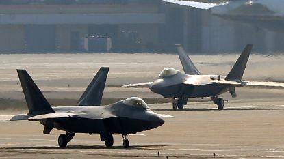 VS stelt F-22-vliegtuigen op in Qatar, spanningen met Iran nemen steeds toe