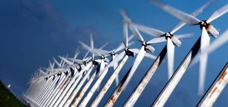 Maak plan voor windturbines buiten bos bij Swifterbant, wenst onderzoekscommissie