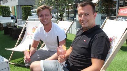 Nieuw: afterlounge in pop-upbar Bar Local