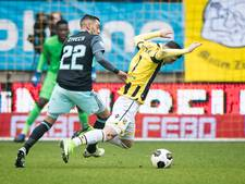 LIVE: Vitesse bij rust op achterstand door treffer Klaassen
