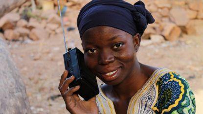 Burkinees meisje overleeft malaria dankzij radiobericht